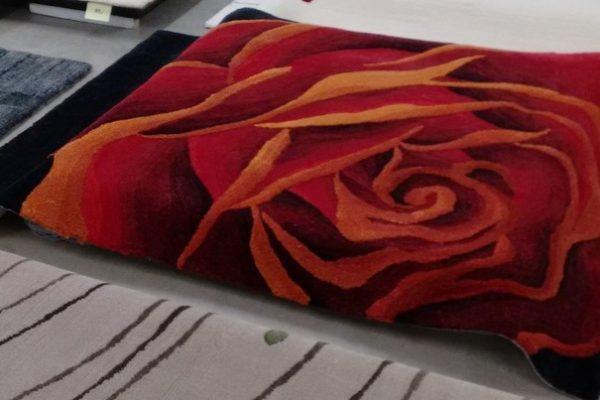 """""""Rožė"""" 140cm * 190cm; 550 Eur"""