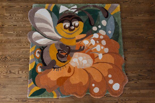 """""""Bitė"""" 145cm * 150cm"""