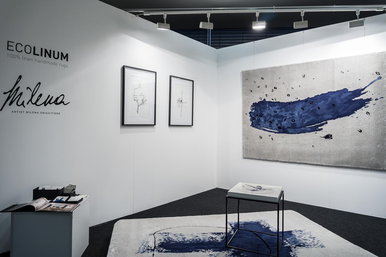 Exhibition Furniture Interior Design 2017